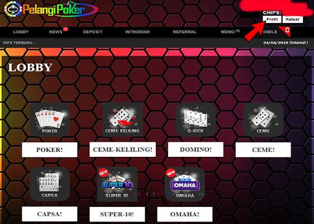 Cara-Mengubah-Password-ID-Situs-Judi-Online-IDN-Poker-2019