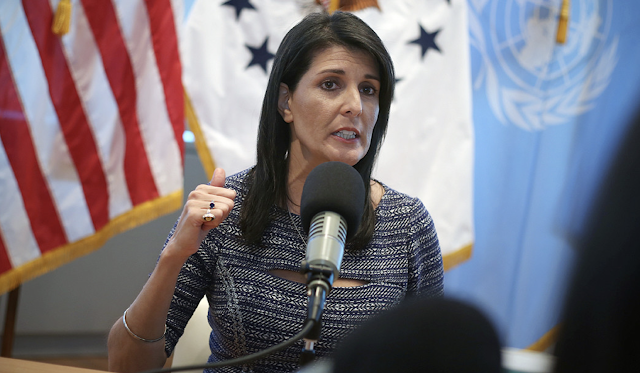 Nikki Haley SLAMS the UN's Anti-Israel 'OBSESSION' During Final Appearance