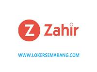 Loker Semarang Marketing & Support di PT Zahir