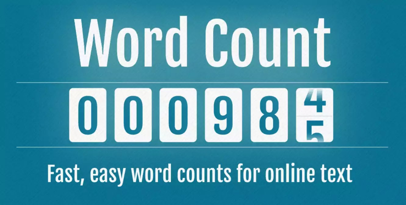 Word and Character Counter Tool