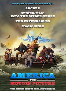 America: The Motion Picture[2021][NTSC/DVDR-Custom HD]Ingles, Español Latino
