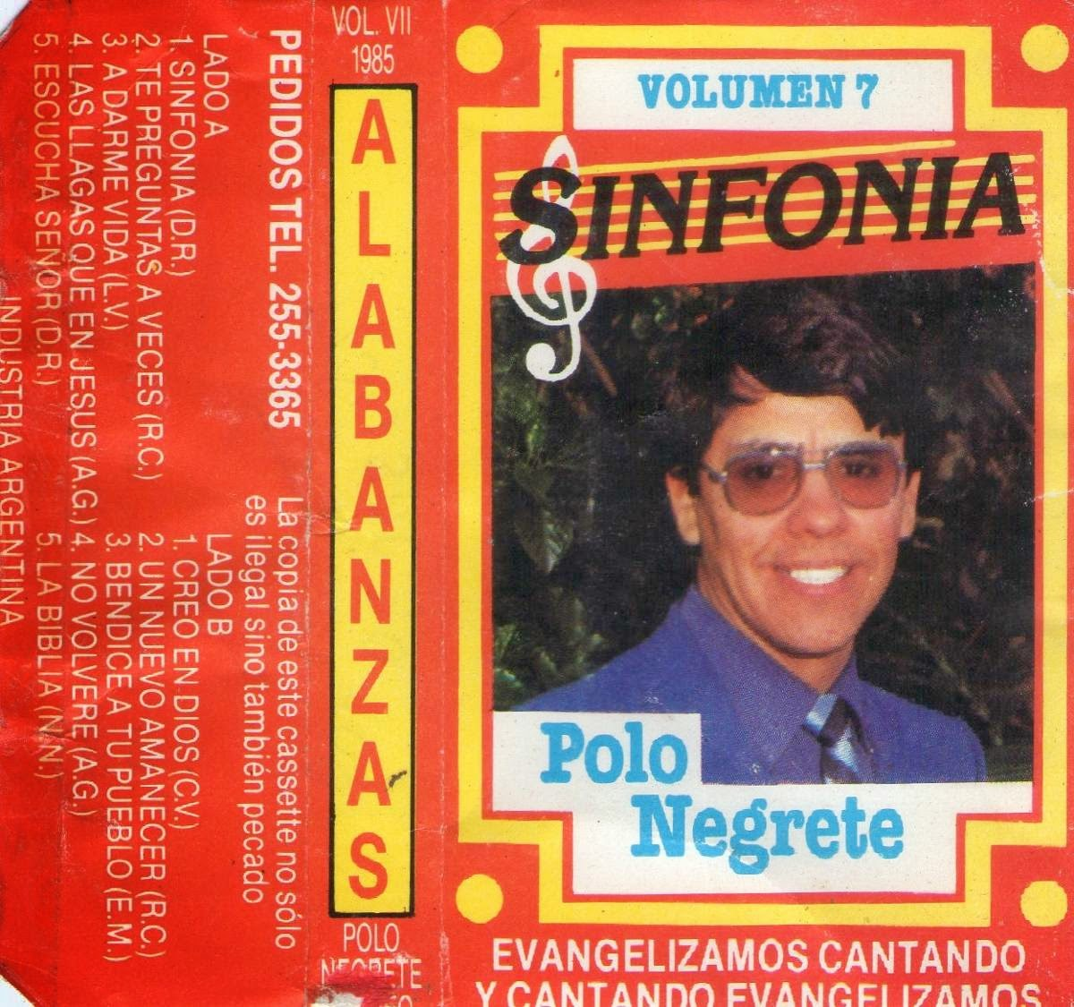 Polo Negrete-Vol 7-Sinfonía-