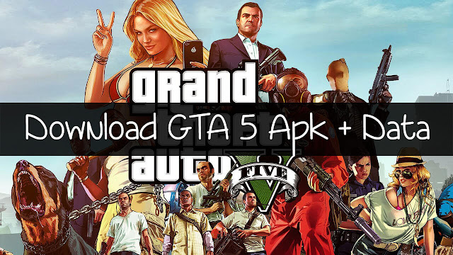 GTA 5 Apk Mod how to Download and Play for Android GamePlay