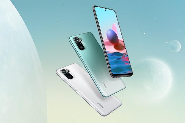 سعر ريدمي نوت 10_ Xiaomi Redmi Note 10 في السعودية ومصر