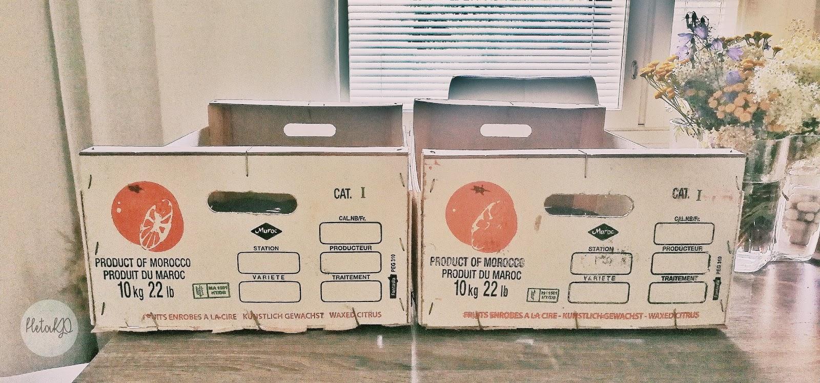 fruit box, fruktlåda