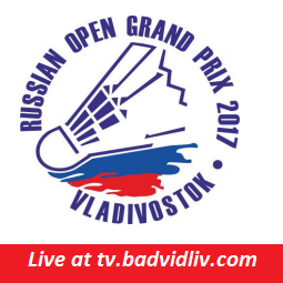 Russian Open Grand Prix 2017 live streaming and videos