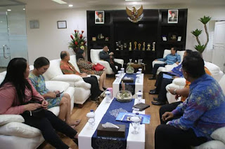 Ombudsman  RI Kagum Terobosan Pemkot Manado Dalam Peningkatan Pelayanan Publik