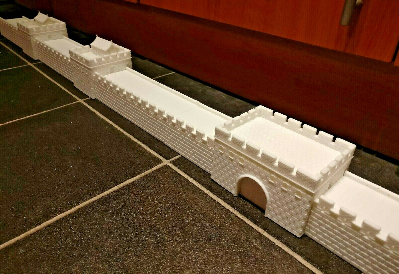 10mm Wargaming 10mm Scale Ancient Great Wall Of China