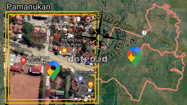 Kecamatan Pusakajaya Subang Kode Pos dan Daftar Desa di Kecamatan Pusakajaya Kabupaten Subang Jawa Barat