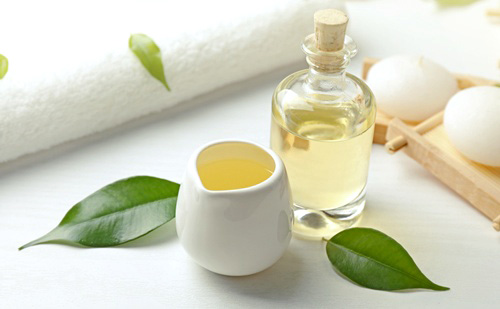 aceite de arbol de te puro para el acne