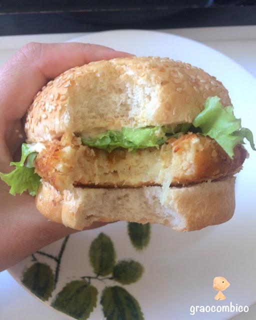 McChicken vegano
