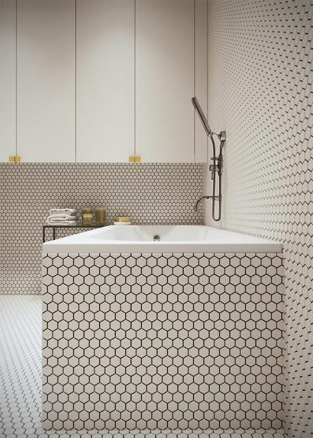 Design For Bathroom Interior