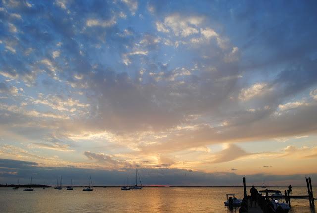 zonsondergang key largo