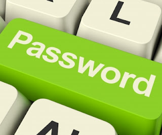 using password on his emails and social accounts to cheat