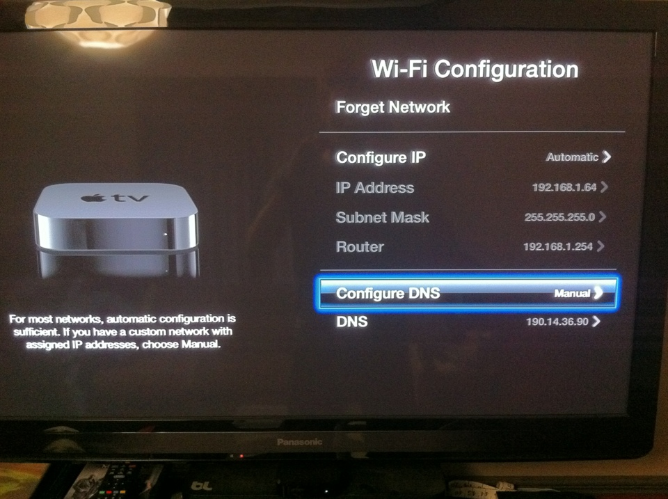 How to set up american netflix on apple tv in canada