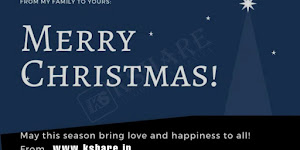 Best Merry Christmas (Xmas) wishes, greeting and message 2020