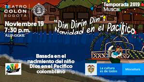 """""""Din Dirin Din"""" por Canalon De Timbiqu"""
