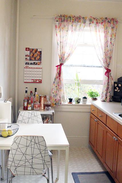Will Bake for Shoes | Studio Apartment Kitchen Tour