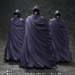 "Myth EX Coat Surplice Set de ""Saint Seiya"" - Tamashii Nations"