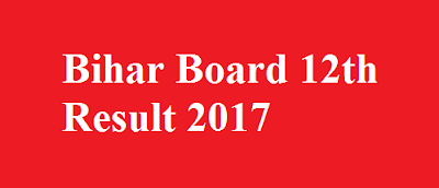 BSEB 12th Result 2017