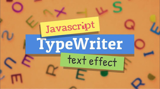 Learn and Get the Source Code for JavaScript Type Writer Code