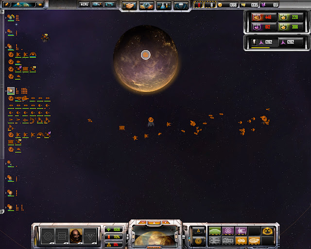 Desert Planet Screenshot | Sins of a Solar Empire: Rebellion