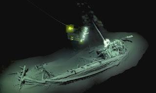 """Alla scoperta del """"più antico relitto intatto del mondo"""""""