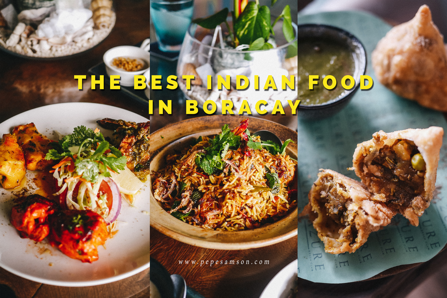 The Best Indian Food in Boracay is at Station Zero