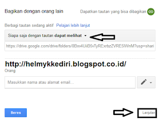 Mendapatkan backlink dari google drive