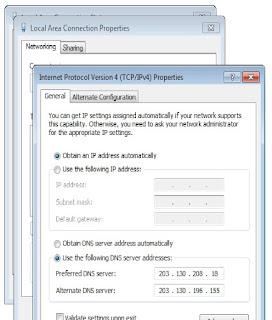 Daftar DNS IndiHome Tercepat - Koneksi Internet Cepat dan Stabil