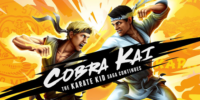 Cobra Kai: The Karate Kid Saga Continues تحميل مجانا