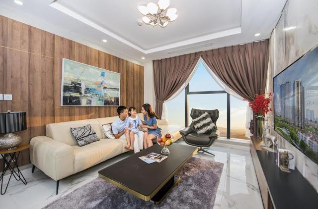 Dự án Sunshine Empire Ciputra Hà Nội Biến hóa văn phòng thành căn hộ