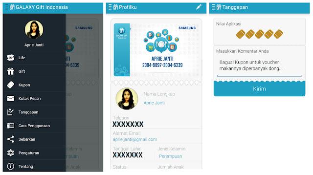 Handphone, Samsung, Galaxy, Gift, Indonesia
