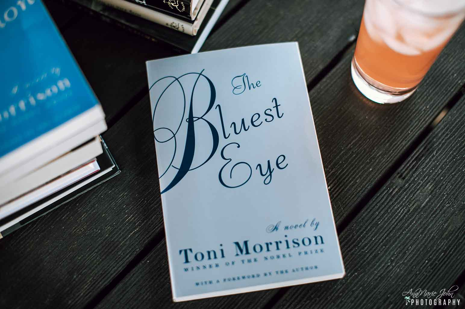Black Literary Classics - The Bluest Eye by Toni Morrison