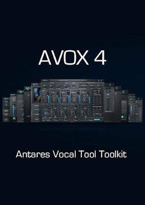 Cover do plugin Antares - AVOX 4 v4.2.0