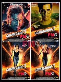 Commando 3 Hindi Action Movie Cast, Box Office, Images