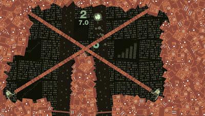 Sound Shapes Death Mode @ Event Horizon #1