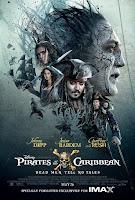 Piratas del Caribe 5: La venganza de Salazar (30/05)