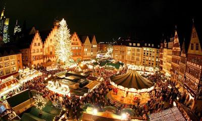 Quale mercatini natalizi puoi visitare ? Vacanze a Natale,viaggi di Natale