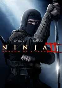 Ninja Shadow of a Tear (2013) Hindi - English Download 300mb BRRip 480p Dual Audio