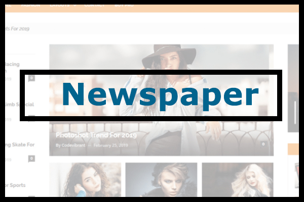 Best Free WordPress Theme Newspaper And Magazine