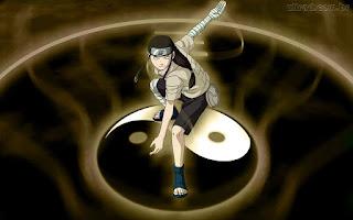 Hyuga Neji | Ninja Pengguna Taijutsu
