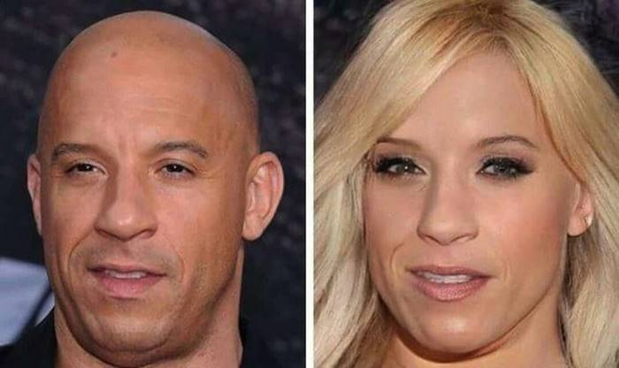How these Famous men look like if they were born women