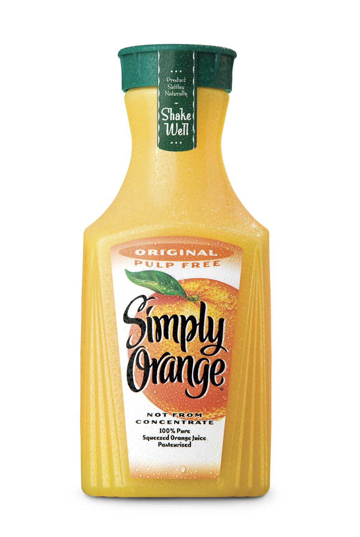 Simply Juice logo design - 48HoursLogo.com |Simply Orange Logo