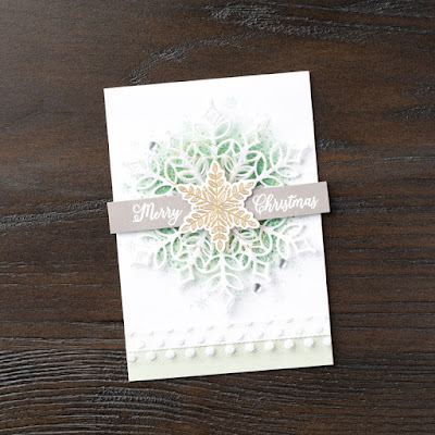 Heart's Delight Cards, Snowflake Showcase, Stampin' Up!