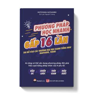 Sách Phương pháp học nhanh gấp 16 lần ebook PDF EPUB AWZ3 PRC MOBI