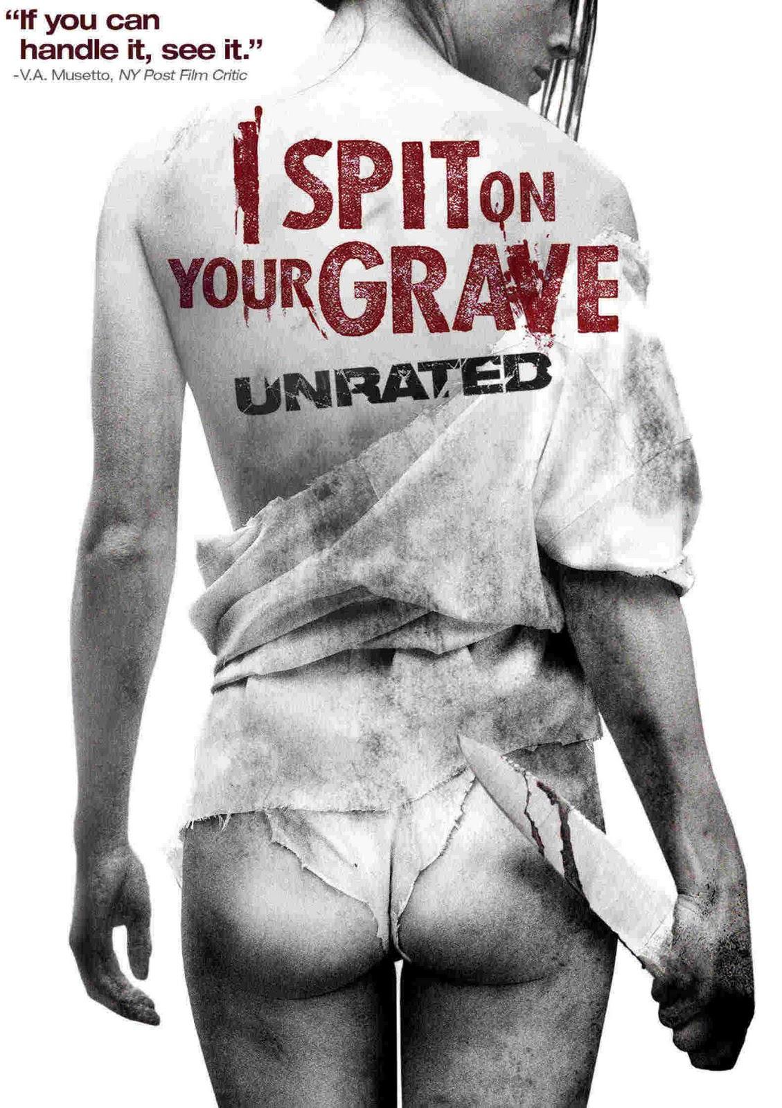I Spit On Your Grave Uncut
