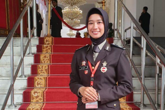 Profil Lengkap Hasnih, MC Upacara HUT RI Ke-74 di Istana Merdeka Asal Bone
