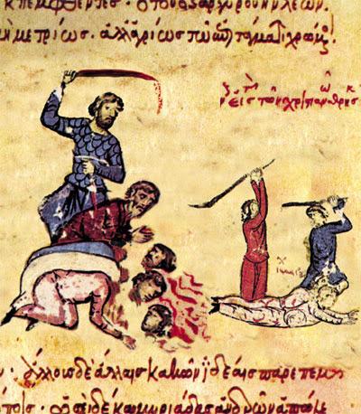 ΑΥΤΗ Η ΓΕΝΟΚΤΟΝΙΑ ΠΟΤΕ ΘΑ ΑΝΑΓΝΩΡΙΣΘΕΙ; 8 Νοεμβρίου 392μΧ Η ΓΕΝΟΚΤΟΝΙΑ ΤΩΝ ΕΛΛΗΝΩΝ!!
