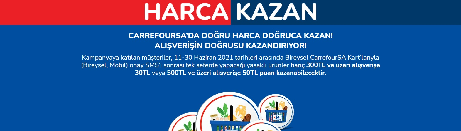 carrefoursa market kampanya fırsat 11 30 haziran harca kazan fırsatı